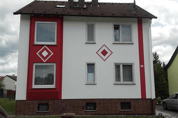 Maler- und Lackierermeister-Butterweck-Gerbig-Fassade